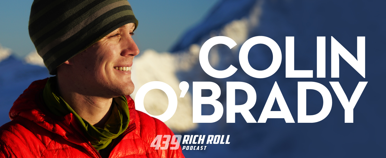 Freeze Solo: Colin O'Brady On His Antarctica First | Rich Roll