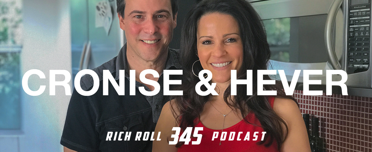 Ray Cronise & Julieanna Hever On Everything Plant-Based Nutrition