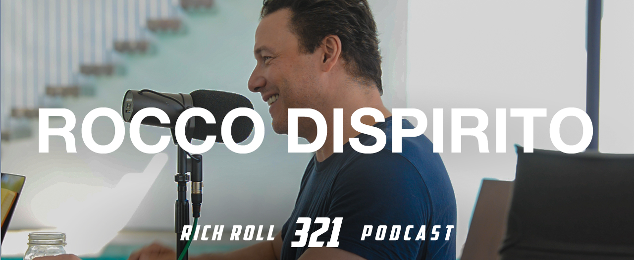 Chef Rocco DiSpirito's Plant-Based Embrace | Rich Roll