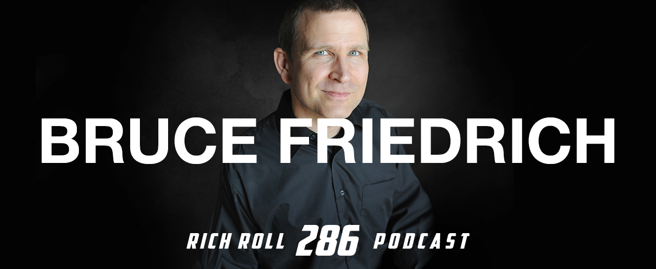 Bruce Friedrich Is Innovating The Future Of Food Rich Roll