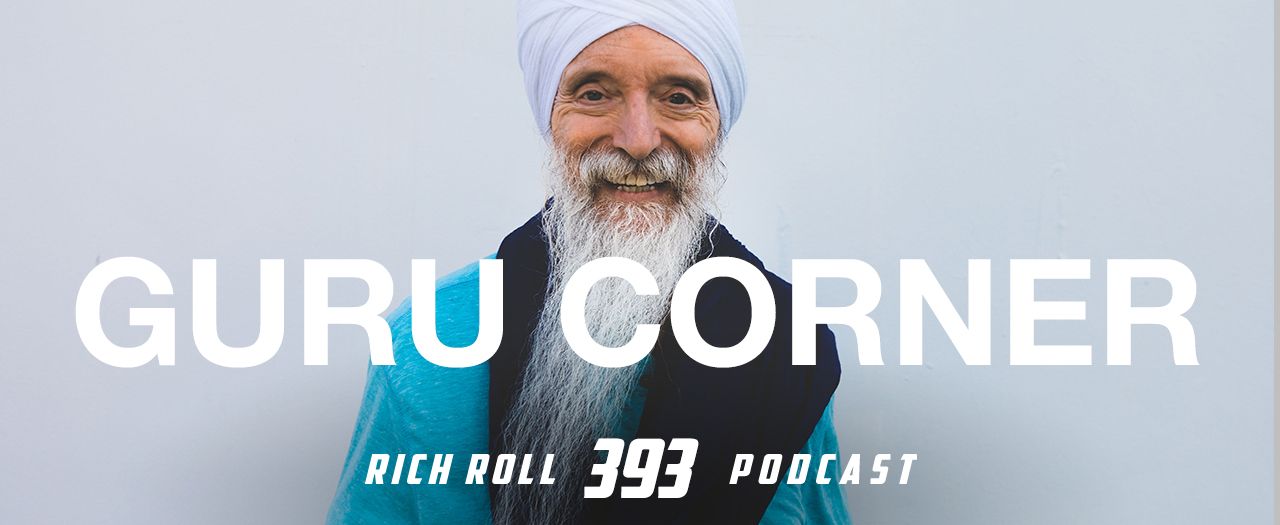 Disrupting Depression With Guru Singh | Rich Roll
