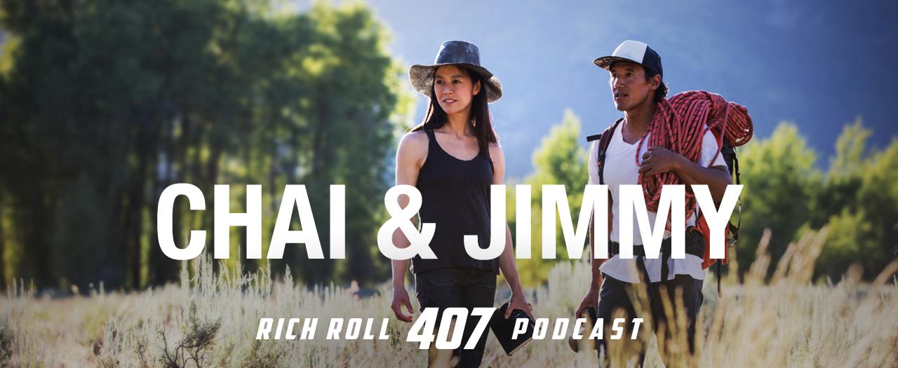 Jimmy Chin & Chai Vasarhelyi On 'Free Solo' | Rich Roll
