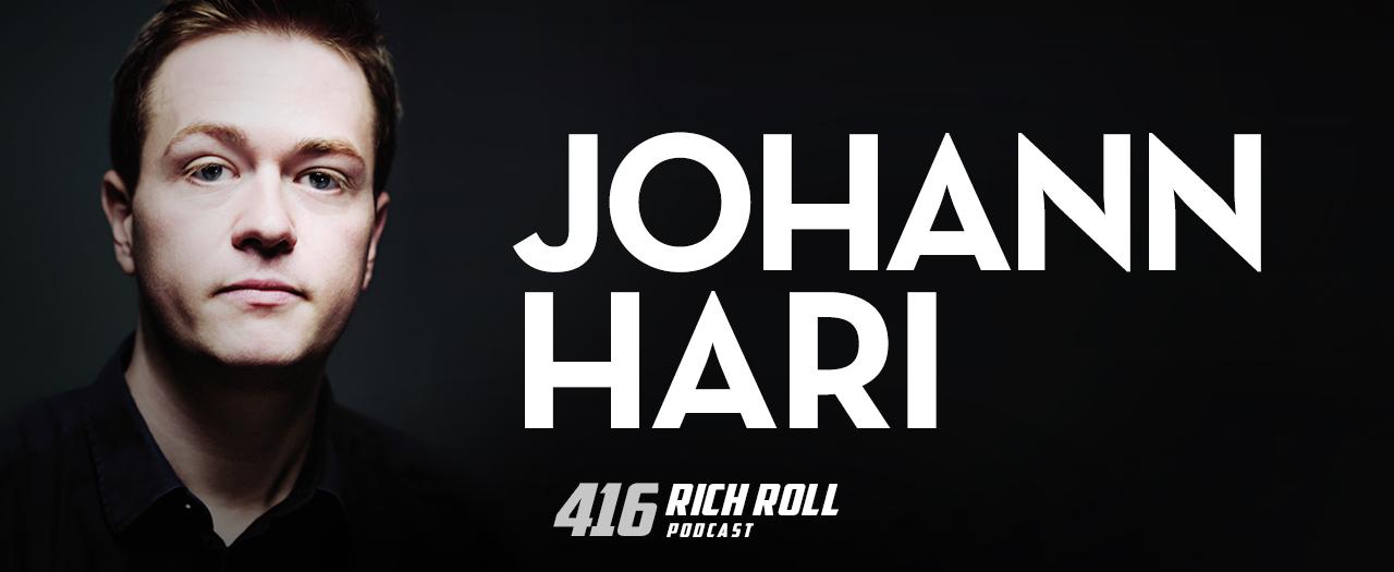 What Causes Addiction & Depression? Johann Hari On Lost