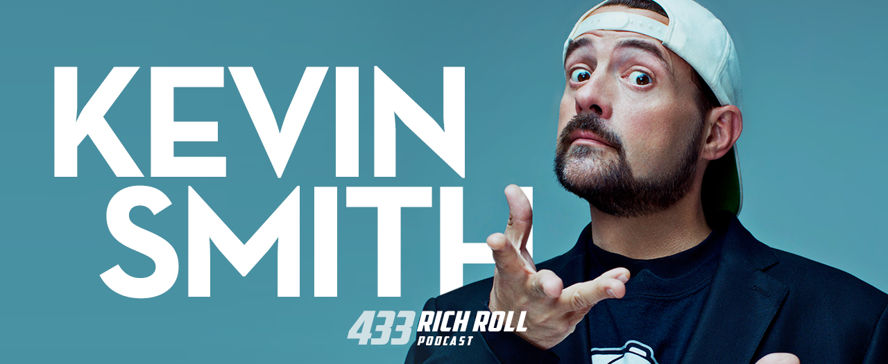 Kevin Smith On The Heart Attack That Saved His Life Rich Roll