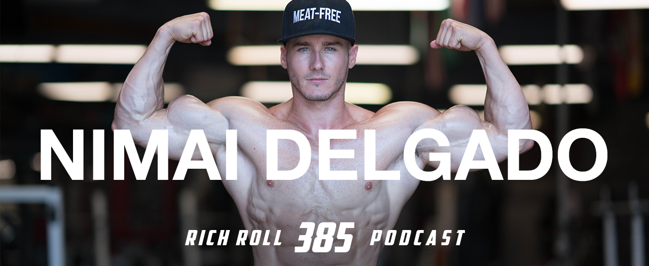 This Vegan Pro Bodybuilder Is Changing The Game | Rich Roll