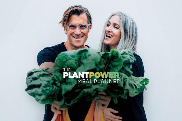 PLANTPOWER MEAL PLANNER BANNER