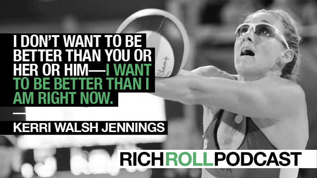 Kerri Walsh Jennings: Lessons On Mindset From One Of The