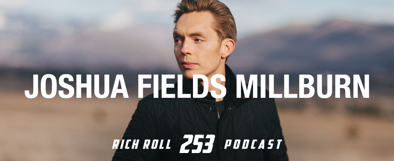 How To Be A Minimalist Joshua Fields Millburn On Living