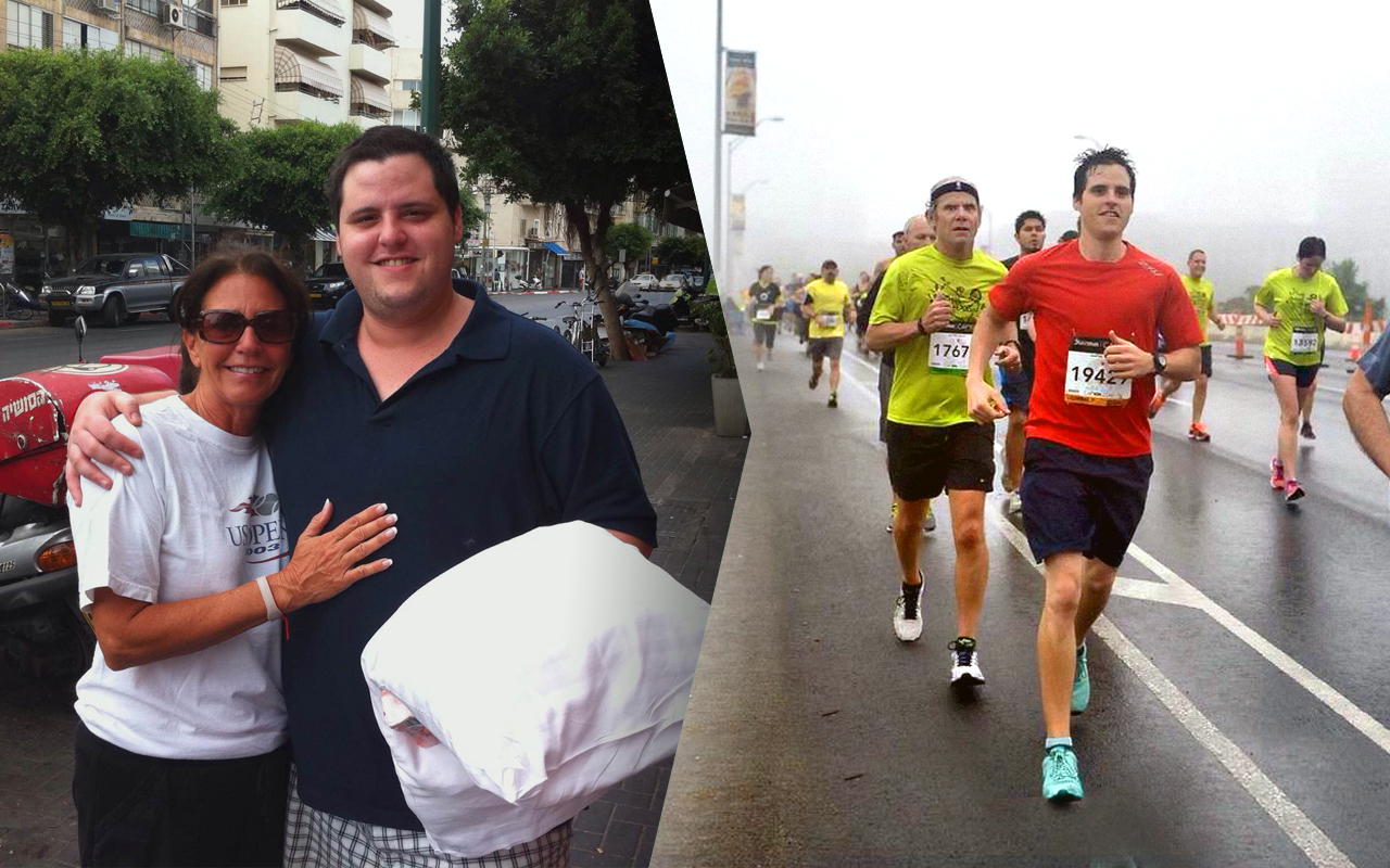 How Adam Sud Lost 100 Pounds, Overcame Addiction, Reversed